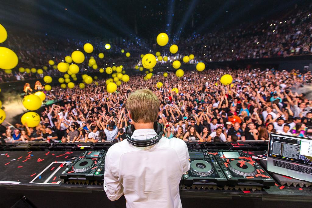 Armin van Buuren in Concert - Los Angeles