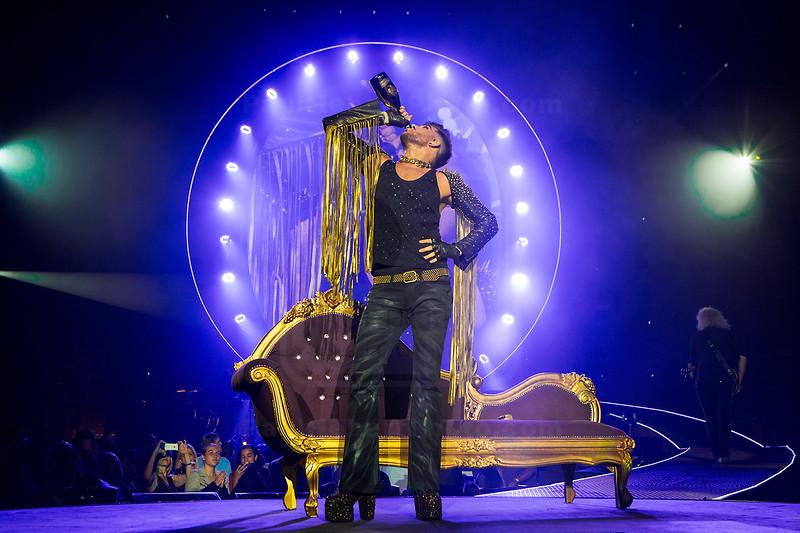 Queen + Adam Lambert @ The Forum - 07/03/2014