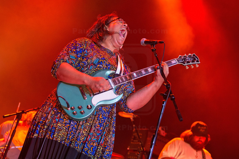 Alabama Shakes And Fly Golden Eagle Perform At The Hollywood Palladium