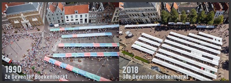 Toen-Nu: Grote Kerkhof 1990-2018