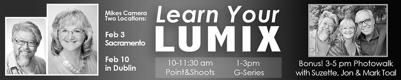 Learn Your Lumix banner