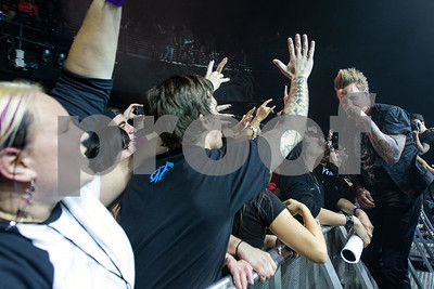 Papa Roach in Concert - Los Angeles, Calif