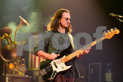 Rush In Concert - Universal City, CA