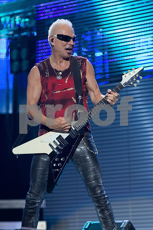Scorpions In Concert - Los Angeles, Calif
