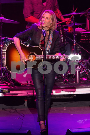 Sheryl Crow in concert - Costa Mesa, Calif