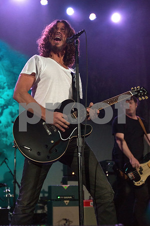 Soundgarden in Concert - Los Angeles, Calif
