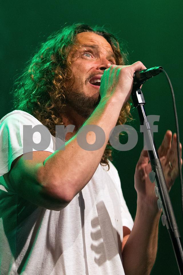 Soundgarden in Concert - Los Angeles, Calif