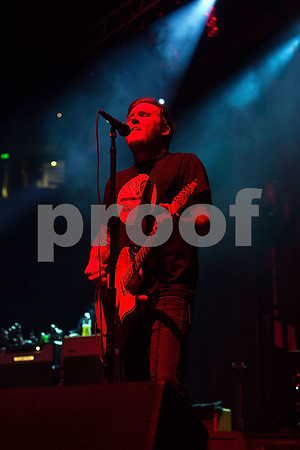 The Gaslight Anthem in Concert - Anaheim, Calif