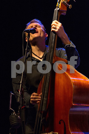The Wood Brothers in Concert - Los Angeles, Calif