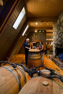Sumac Ridge Estate Winery in Summerland
