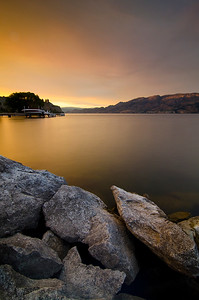 Okanagan Lake, Summerland, BC