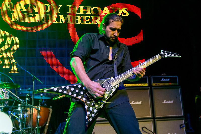Randy Rhoads Remembered - Santa Ana, Calif