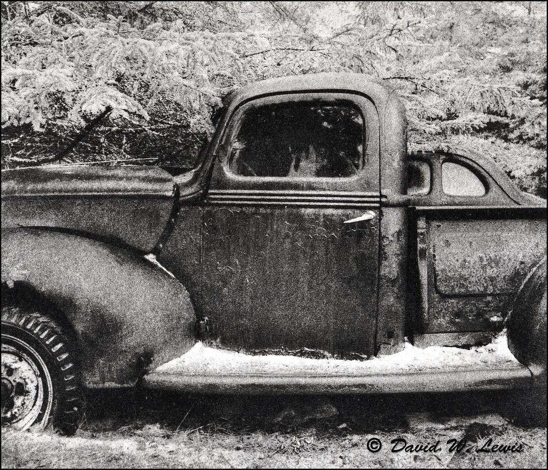 Pick-Up & Coup, NipissingVillage, ON.