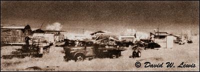 The Graveyard, North Dakota