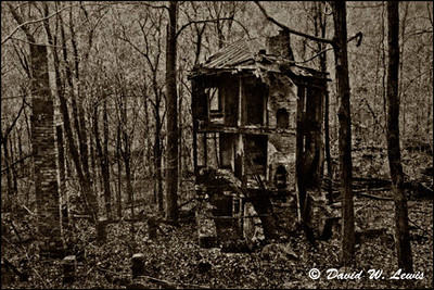 Boarding House, Sewell Creek, WV. 2008