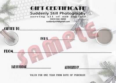 Giftable certificate-001
