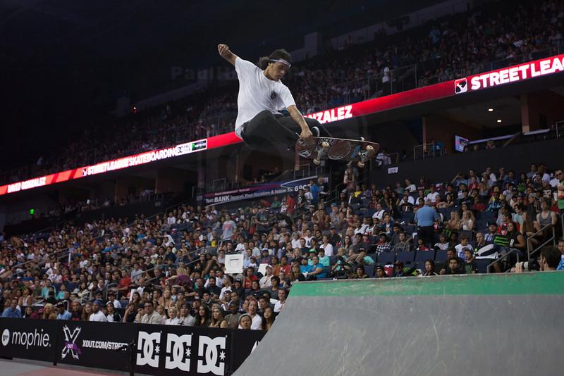 Rob Dyrdek's Street League Skateboarding Event