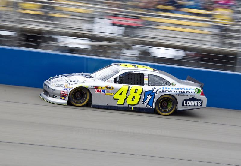 AUTO: MAR 25 NASCAR Sprint Cup - Auto Club 400