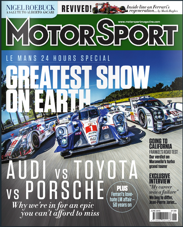 MotorSport Fron Cover