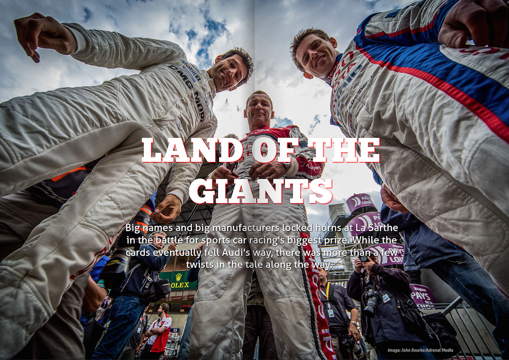 E Racing Magazine<br /> Issue 7 - June 2014