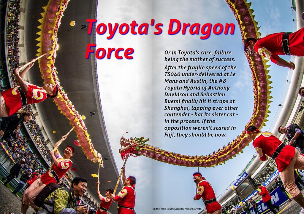 E Racing Magazine<br /> November 2014