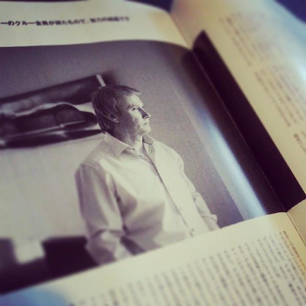 Steve Soper interview in Racing On Magazine<br /> Article By Midori Ikenouchi
