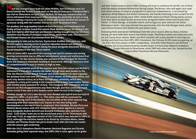 E Racing Magazine Issue 3 - April 2014
