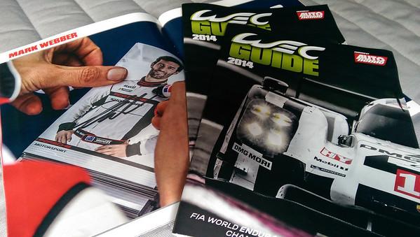FIA WEC Official Guide 2014