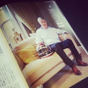 Steve Soper interview in Racing On Magazine Article By Midori Ikenouchi