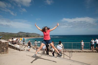 Brenda in Hawaii