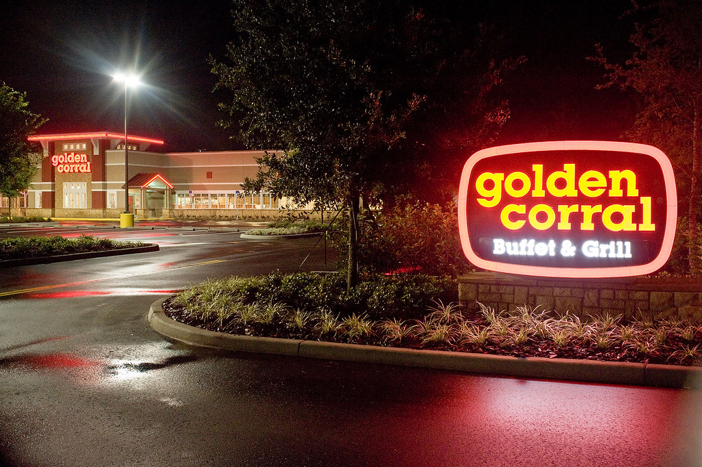 Golden Corral Restaurant Palm Coast, Fl