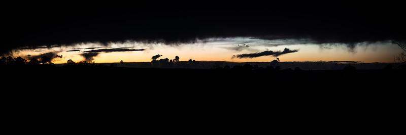 Hawkins Sunset