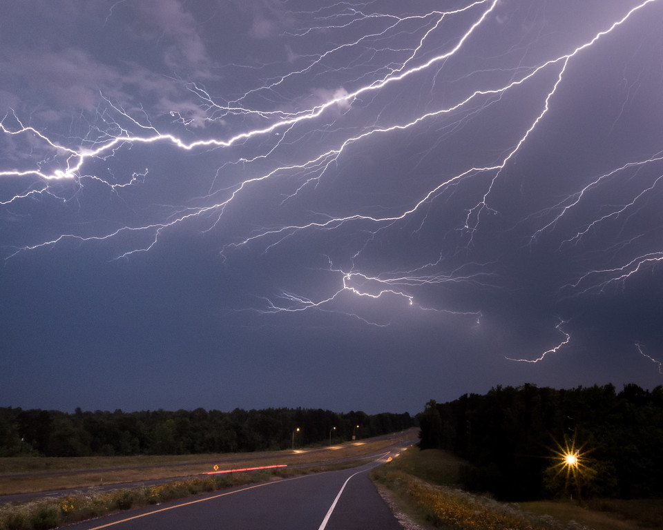 East Texas Lightning