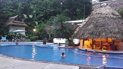 Puerto Viejo Limon, Hotel Cariblue