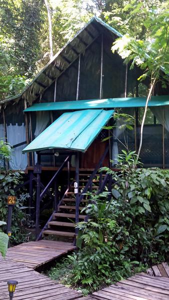 Manzanillo, Almonds & Corals Tent Hotel
