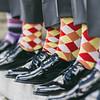 Colorful socks on the groomsman, geneva, NY, White Springs Manor