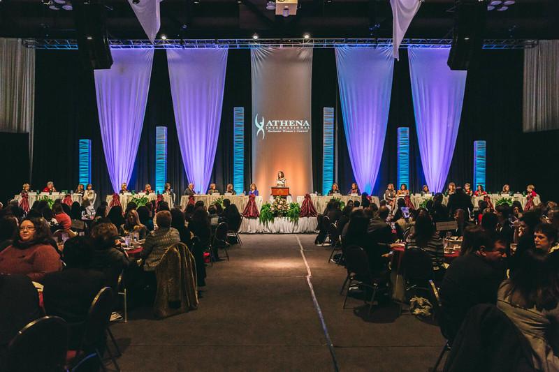Rochester Riverside Convention Center, Athena Award, Women's Council, Rochester Business Alliance