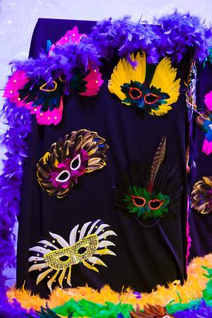 Hyatt Regency Hotel, Mardi Gras holiday Party