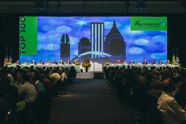 Rochester Riverside Convention Center, Rochester Business Alliance. 2013 Rochester Top 100.