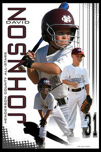 Baseball-High Key