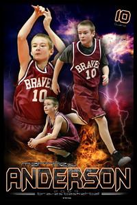 Basketball-Thunderstruck