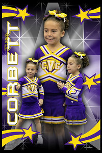 Cheerleading-Star Power