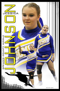 Cheerleading-High Key