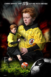 Soccer-Night Game