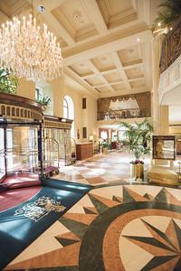 Grand Hotel Wein Lobby