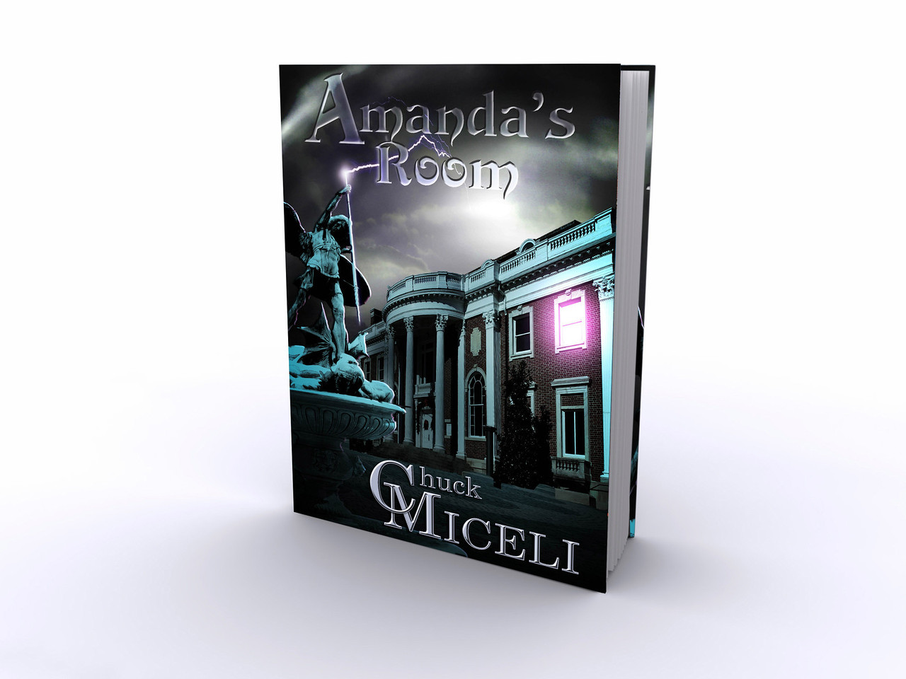 Amanda's Room Book Angle
