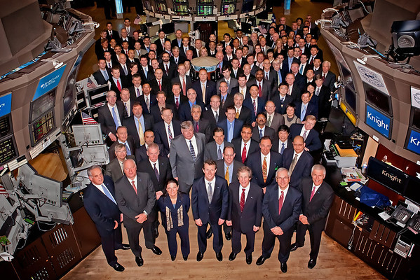 NYSE Amphenol Group Photo