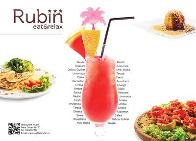 Rubin - Eat & Relax