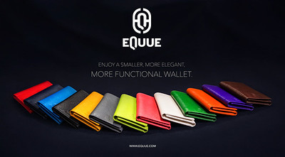 Equue - More functional wallet colors
