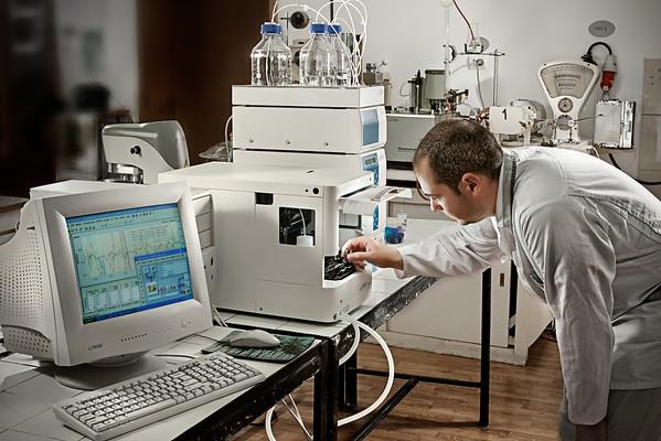 ULBS - Stiinte Laborator